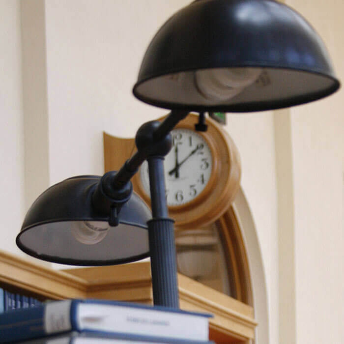 Standford Library Hours