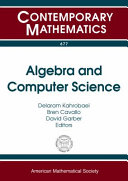 Algebra and computer science