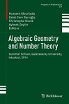 Algebraic geometry and number theory