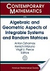 Algebraic and geometric aspects of integrable systems