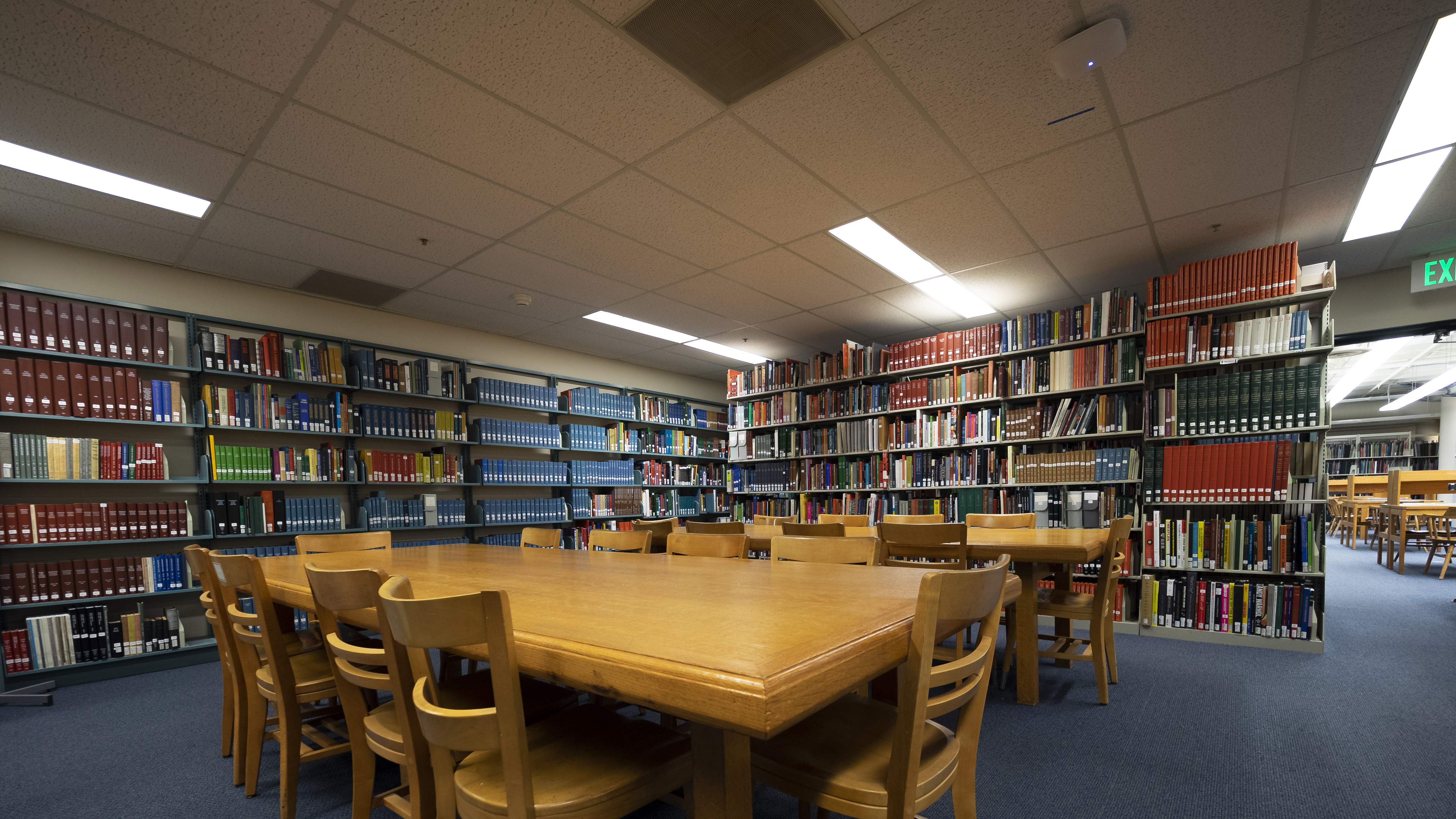 Archive of Recorded Sound reading room