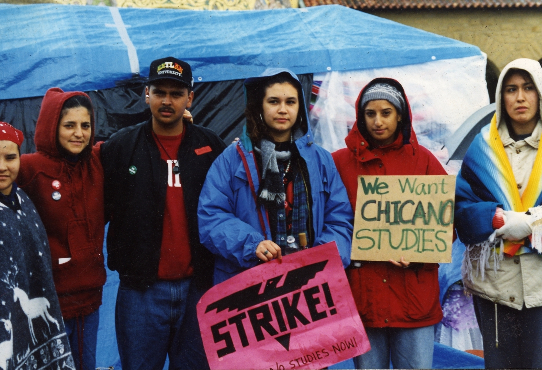 Chicana/o Student Hunger Strike, 1994