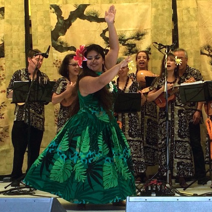 'AHAmele – Oakland based Hawaiian Music Ensemble
