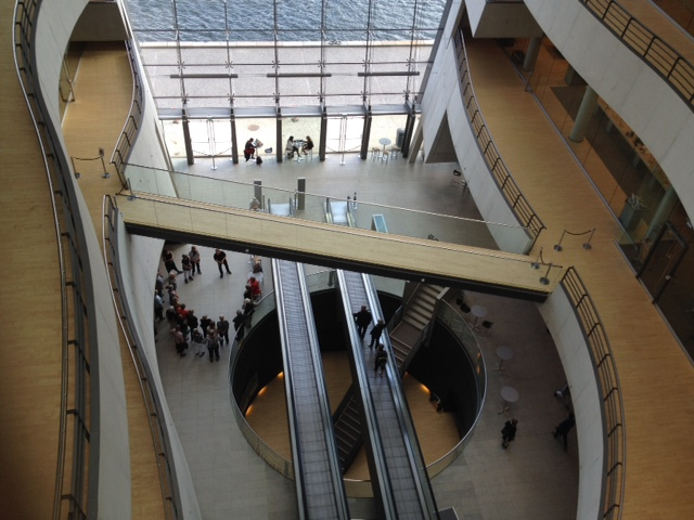 The Royal Library, National Library of Denmark and Copenhagen University Library