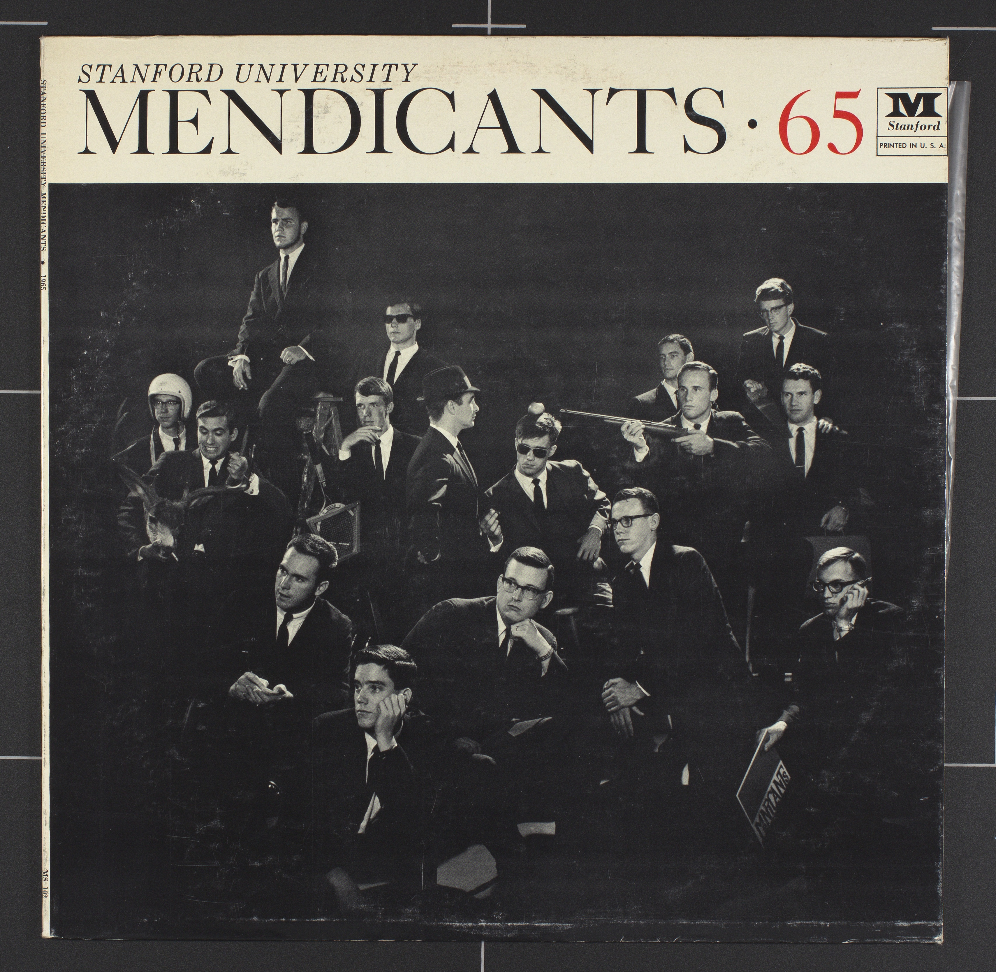Stanford Mendicants cover from 1965