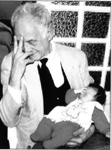 Monod and his grandson (1998)