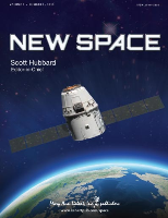 New Space journal cover