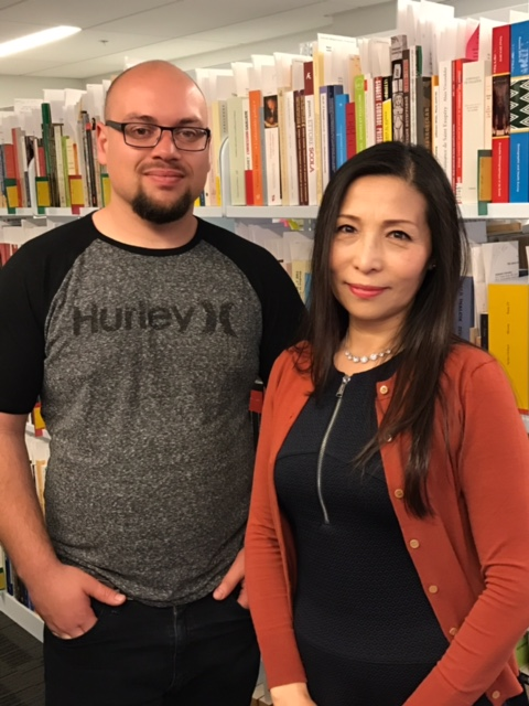 Jeffrey Ramos and Aihua Zhang