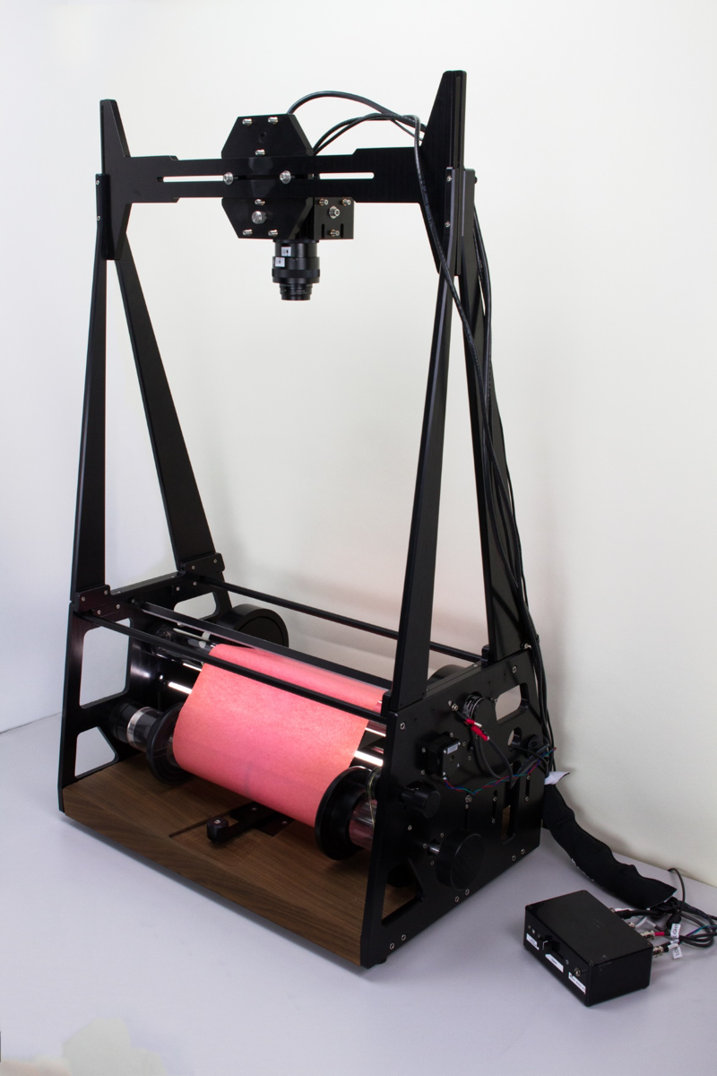 Piano roll scanner update | Stanford Libraries
