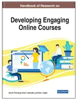 Cover of Developing Engaging Online Courses