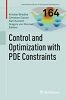 Control and optimization with PDE constraints
