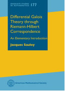 Differential Galois theory