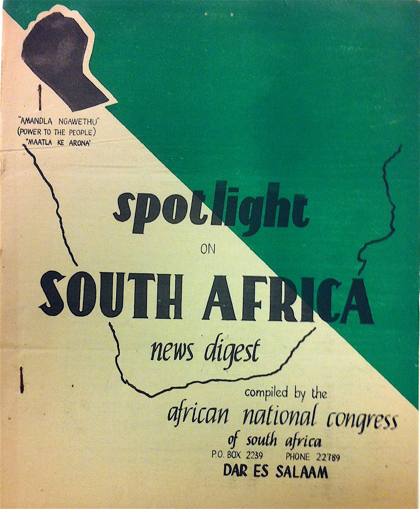 ANC booklet
