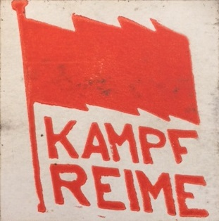 Image of the cover of Kampfreime
