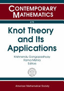 Knot theory and its applications