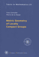 Metric geometry of locally compact groups