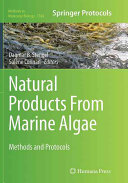 Natural products from marine algae