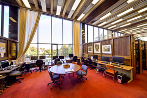 """""""GIS Flourishes at Stanford University"""" 