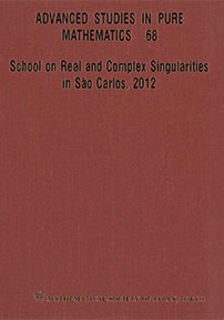 School on real and complex singularities in São Carlos, 2012