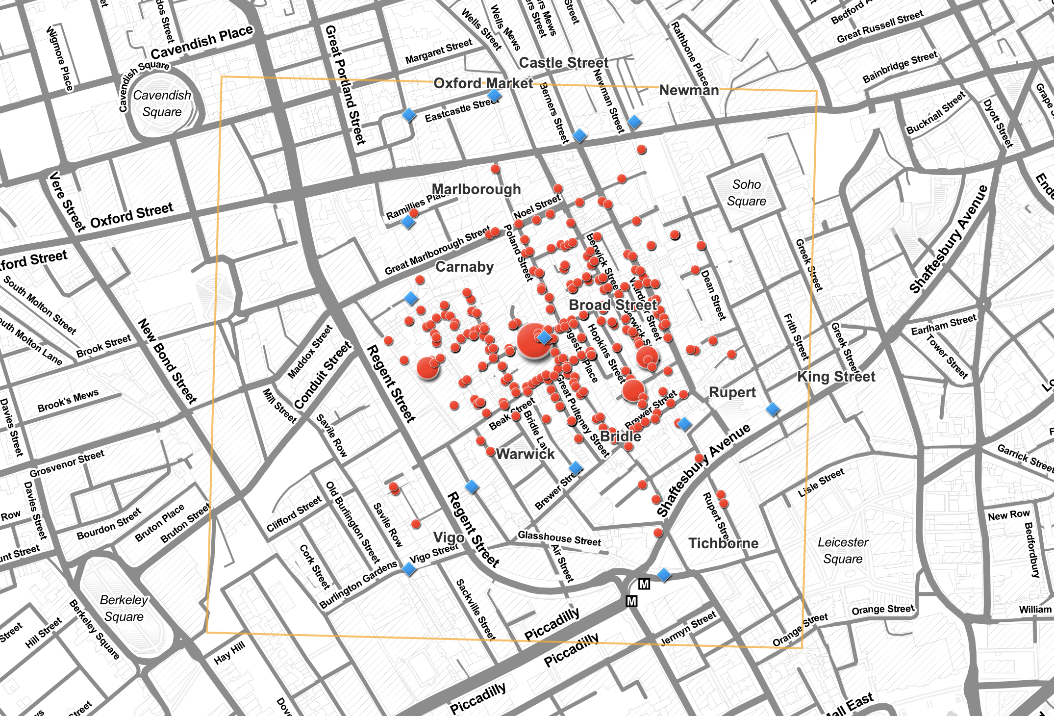 Geocoding 101: Putting addresses and placenames on the map ... on map mobile, map routes, map headings, map multiple address, map of near macy's nyc, map services, map of new york, map people, map phones, map demographic information, map of la, map statistics, map logos,