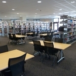 Engineering Library study area