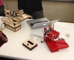 3D Printer at Stanford Law School Event