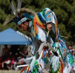 Stanford Powwow photograph by Dean Eyre III