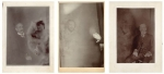 Spirit photographs from the Stanford Family Collection (SC0033D). Department of Special Collections and University Archives.