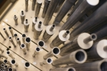 Pipes in the Fisk-Nanney organ