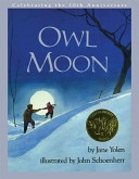 Cover of Owl moon