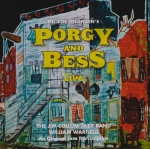 Porgy and Bess: A Jazz Transcription - CD cover