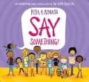 Cover of Say something!