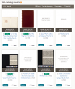 Incunable Search Results