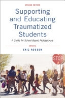 Cover to Supporting and educating traumatized students