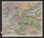 A segment from the William Smith 1815 Map