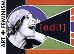 Art and Feminism Wikipedia Edit-a-thon logo