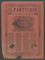 Jose Guadalupe Posada collection, circa 1875-1913, Stanford Libraries