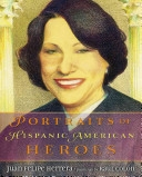 Cover image of Portraits of Hispanic American heroes