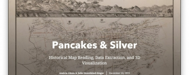 Pancakes & Silver by Andria Olson and Julie Sweetkind-Singer
