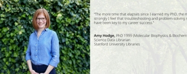 Amy Hodge, Yale Spotlight