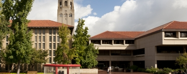 The East Wing of the Cecil H. Green Library will be renovated and re-named Hohbach Hall. (Image credit: L.A. Cicero)