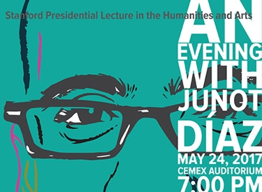 Presidential lecture Junot Díaz