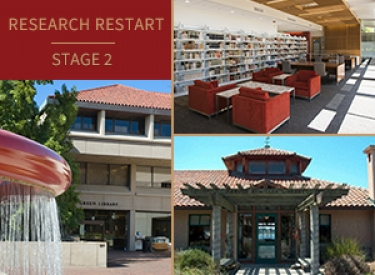 Research Restart: Stage 2