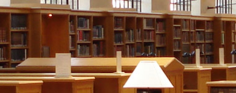 Green Library Stanford Rooms