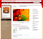 East Asia Library homepage