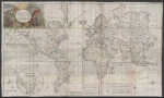 A new & correct map... by Herman Moll, 1719