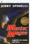 Cover image of Maniac Magee