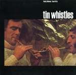 Paddy Moloney and Seán Potts. cover of Tin Whistles.