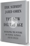 Book cover image from The New Digital Age