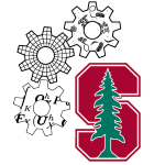 Logo from the 2015 Stanford MECON